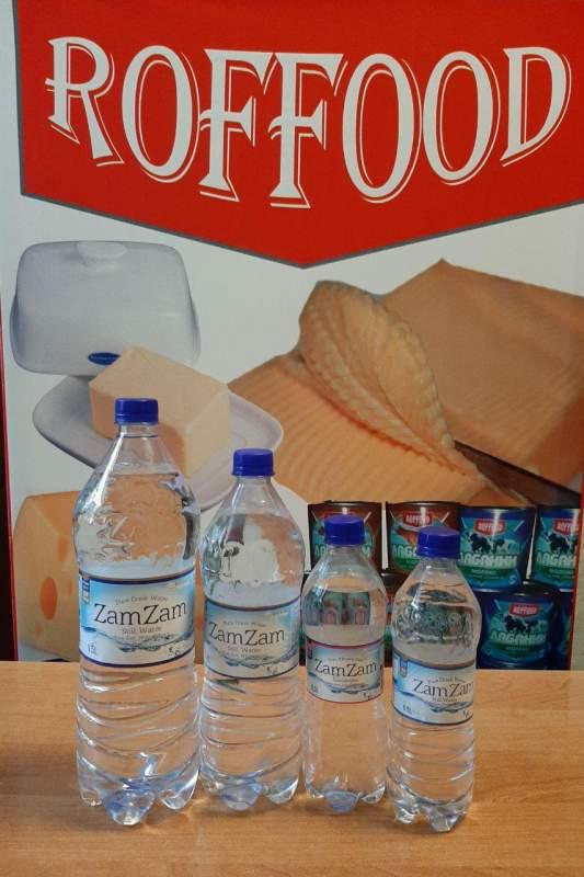 Питьевая вода негазированая