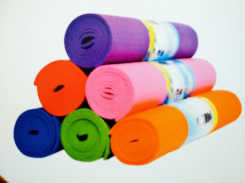 Йога маты для фитнеса, размеры от 61х180 см до 63х184 см