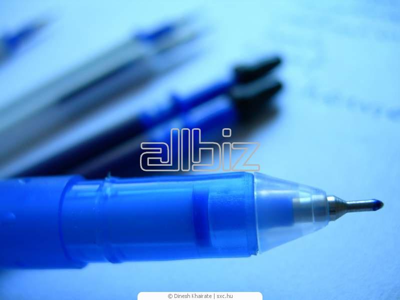Купить Ручки гелевые
