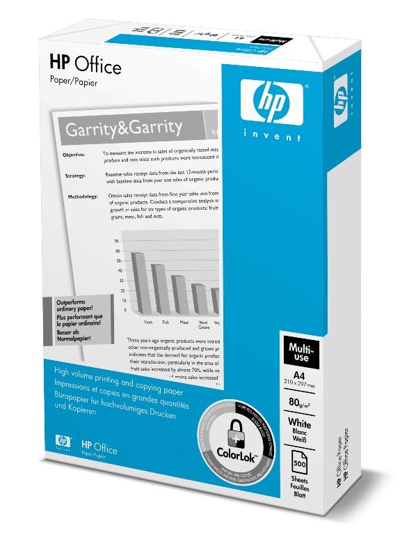 Купить Бумага листовая для офисной техники Officepaper HP COPY CL80G A4 240R