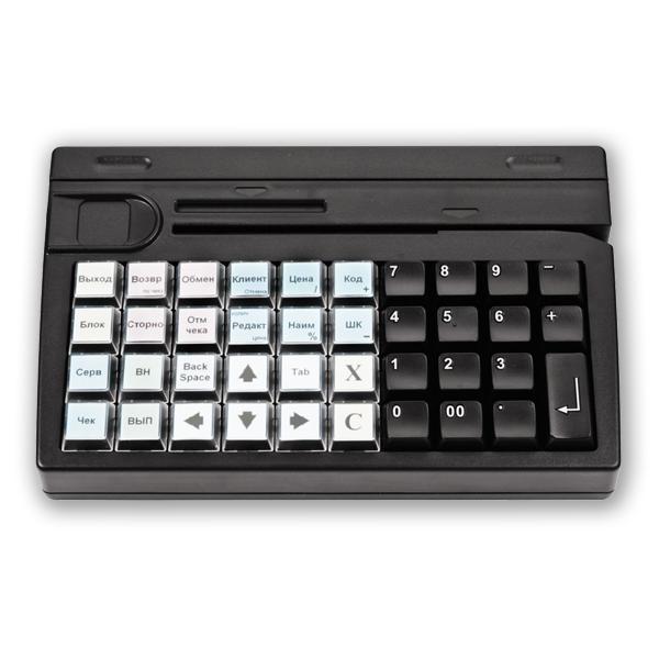 Купить Клавиатура Posiflex KB-4000B