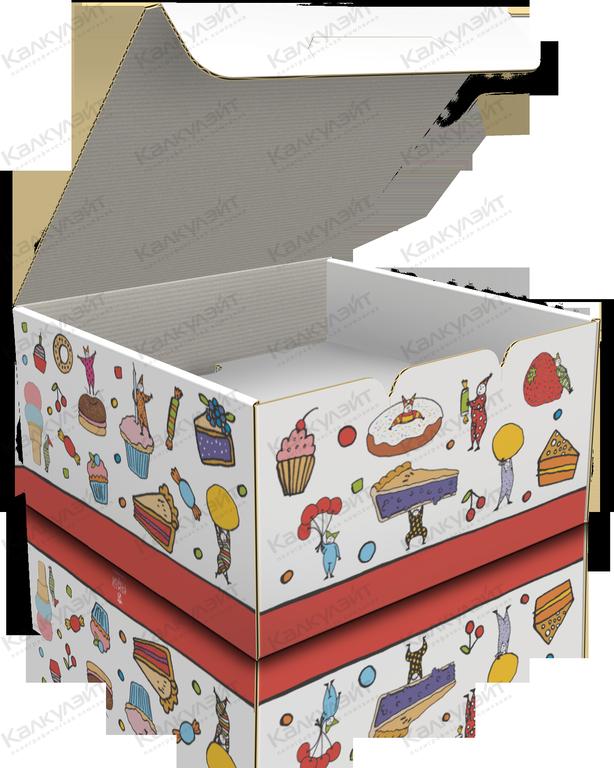 Купить Упаковка для торта