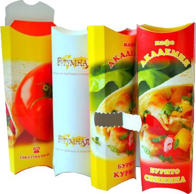 Купить Упаковка для лаваша