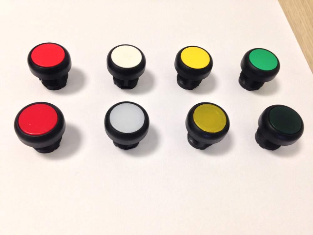 Купить Кнопка New black line
