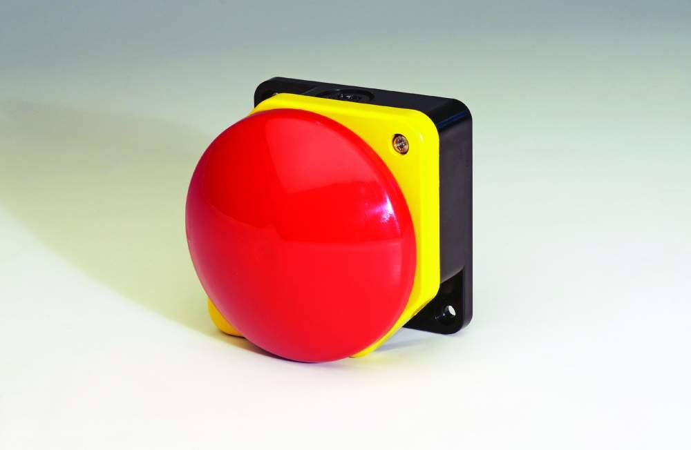 Купить Аварийная кнопка с возвратом PG1M9W01