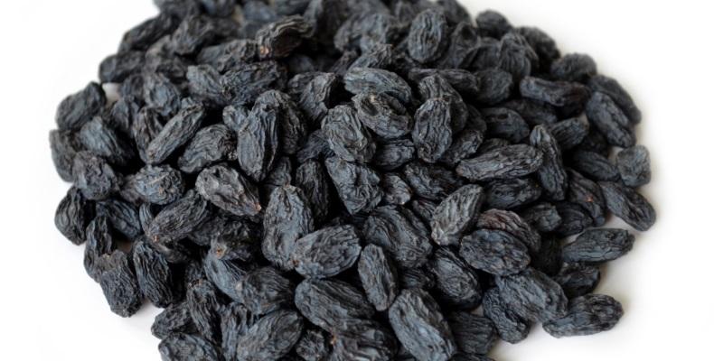 Купить Изюм - черный, теневая сушка