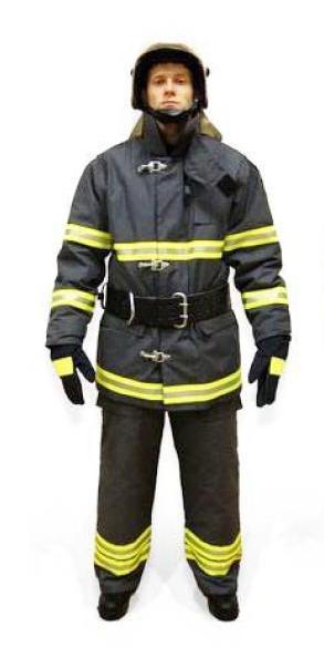 Боевая одежда пожарного 021