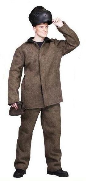 Одежда для сварщиков 039