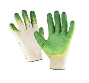Рабочие перчатки х/б с ПВХ 048