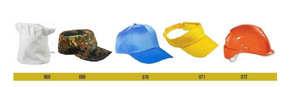 Униформени шапки