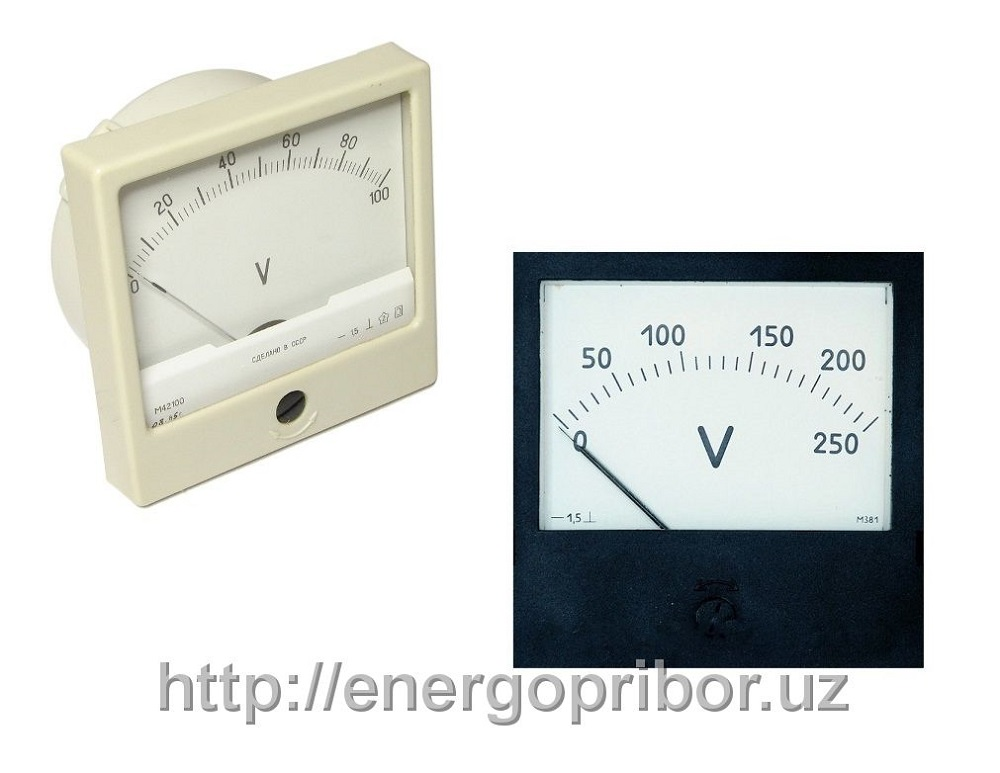 Buy Voltmeters