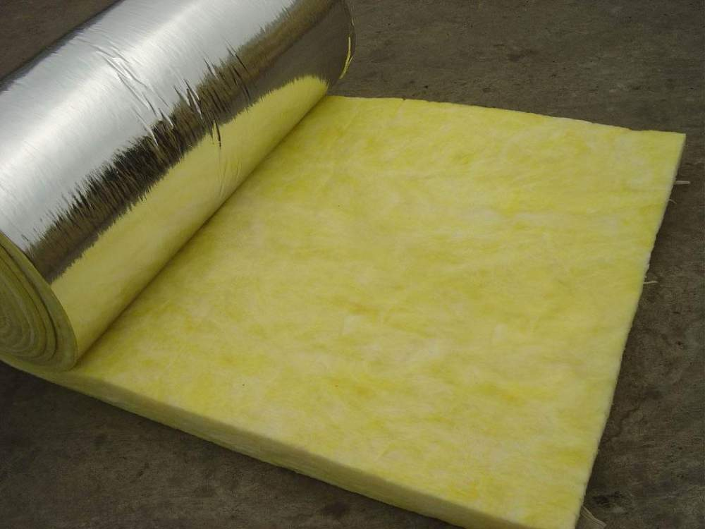 Buy Glass wool rolls