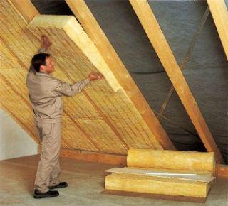 Buy Rolled insulation fibreglass