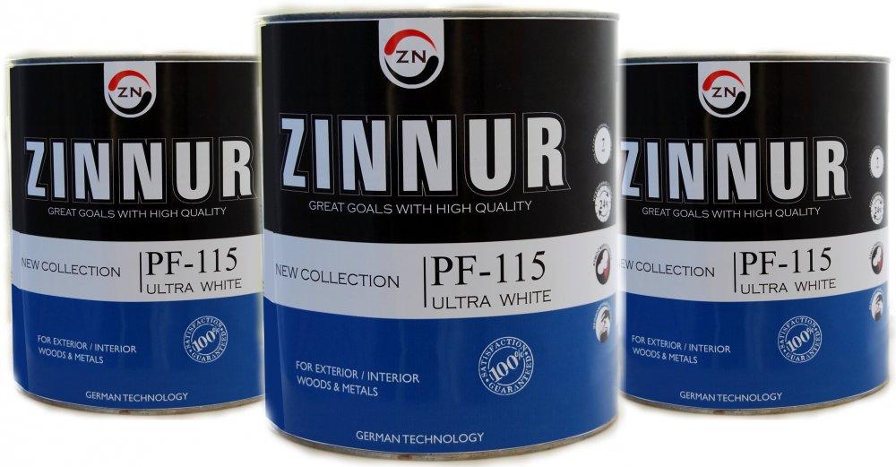 Купить Лакокрасочные продукты ZINNUR