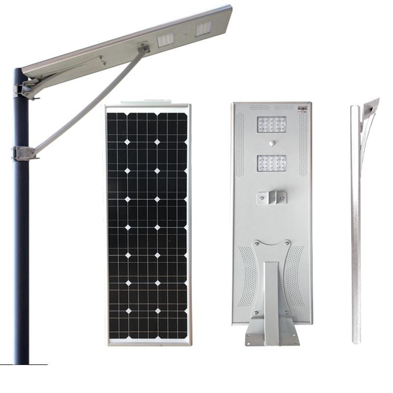 Солнечные уличные прожекторы 40W
