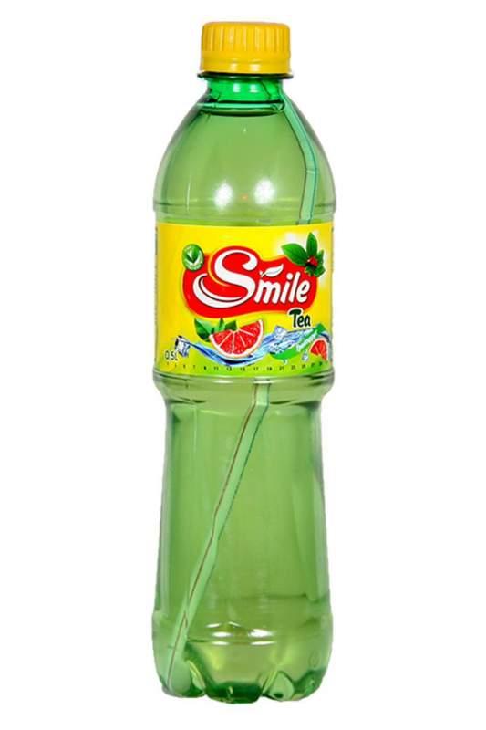 Купить Ice Tea Smile зеленый со вкусом грейпфрута