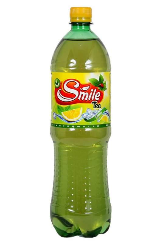 Купить Ice Tea Smile зеленый со вкусом лимона