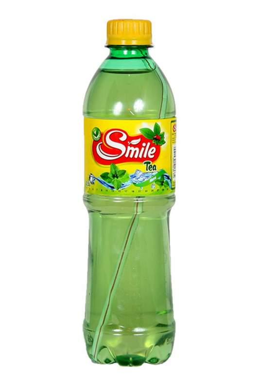 Купить Ice Tea Smile зеленый со вкусом мяты и лайма