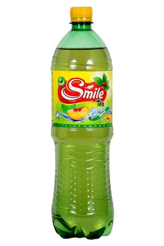 Купить Ice Tea Smile зеленый со вкусом персика