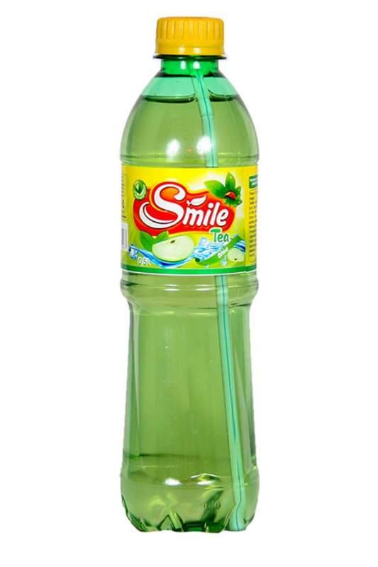 Купить Ice Tea Smile зеленый со вкусом яблока