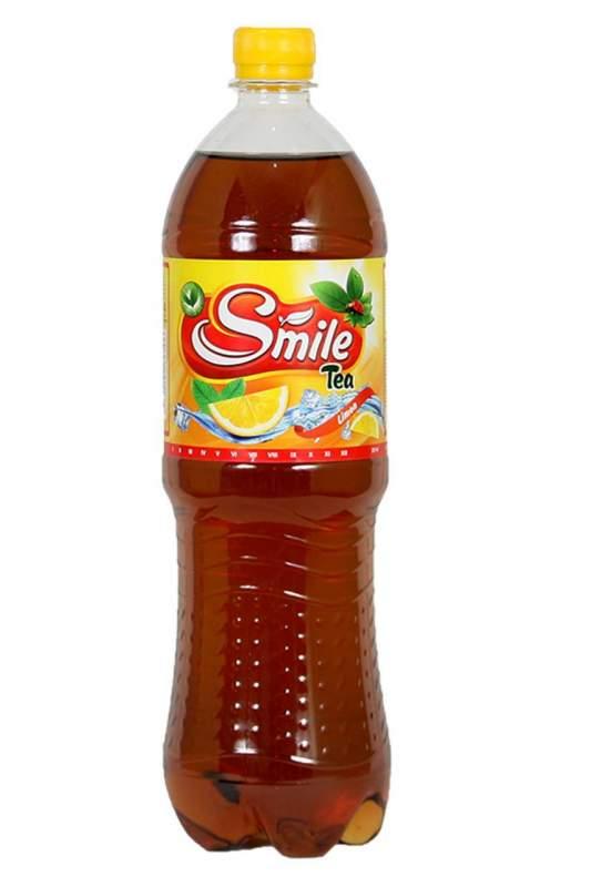 Купить Ice Tea Smile черный со вкусом лимона