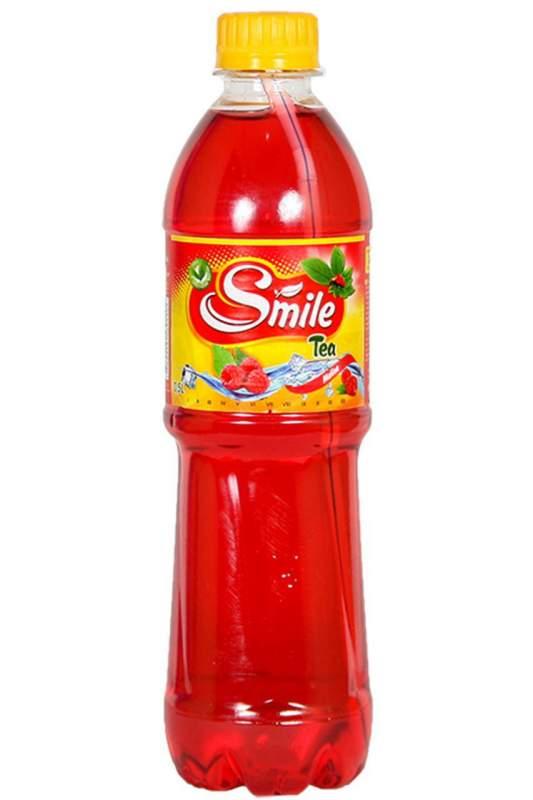 Купить Ice Tea Smile черный со вкусом малины