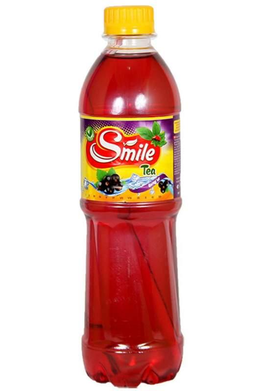 Купить Ice Tea Smile черный со вкусом смородины