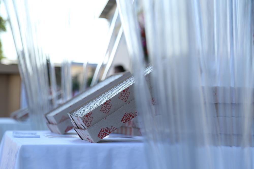 Купить Флаконы из медицинского стекла