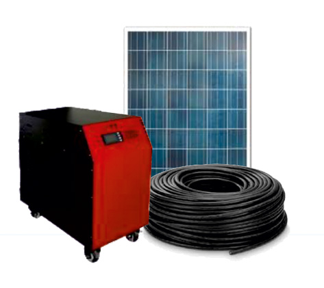 Buy READY MINI-SOLAR PHOTO-ELECTRIC SYSTEM 150-300BATT