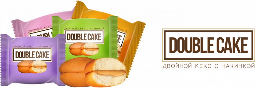 """Печение сдобное с лимонным кремом """"Double Cake"""""""