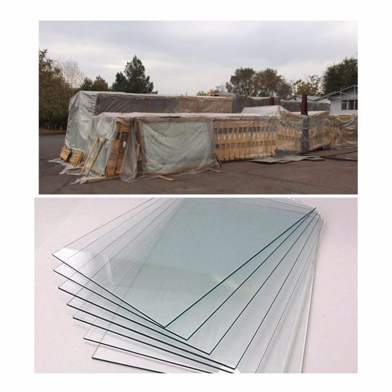 Купить Листовое стекло 2000х1605 3,5 мм