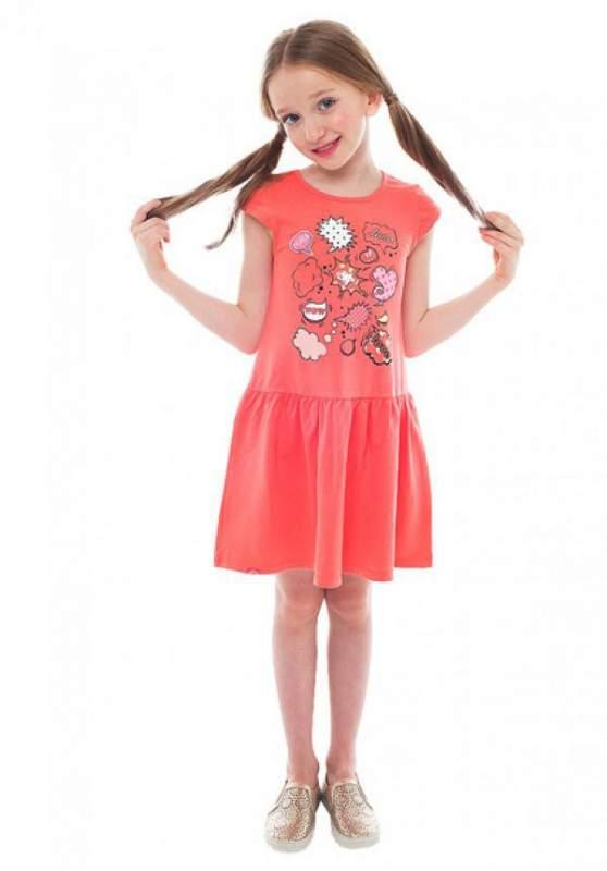Купить Платье для девочек SS17-JUZ-910