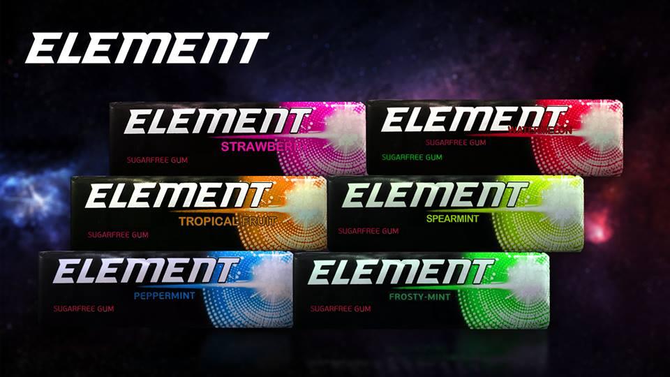Buy Chewing gum Element