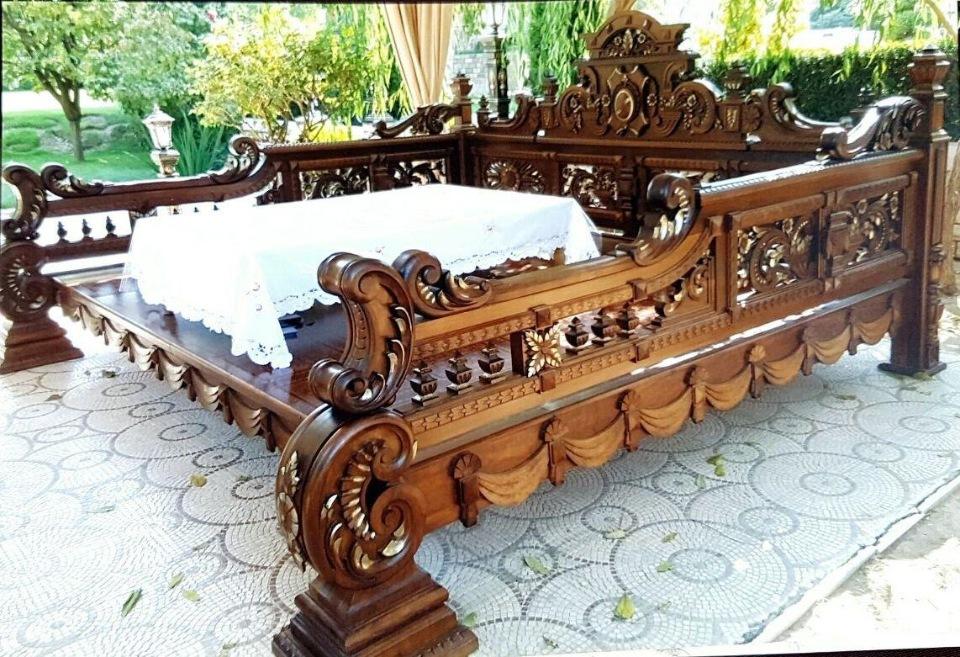 Садовая кровать вид 5