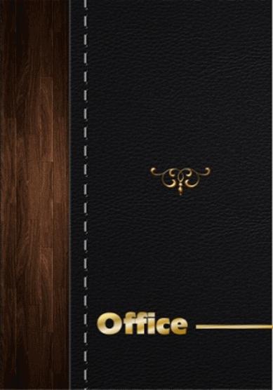 Деловой журнал формат А4 150 листов с лентой
