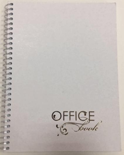 Купить Офисная тетрадь 100 л бумага офсетная