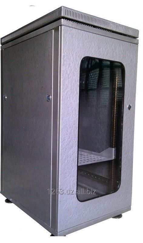 Купить Шкаф металлический (тип 24U) для телекоммуникационного оборудования