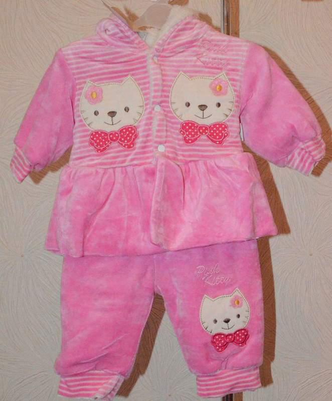 Купить Детский костюм двойка для девочек