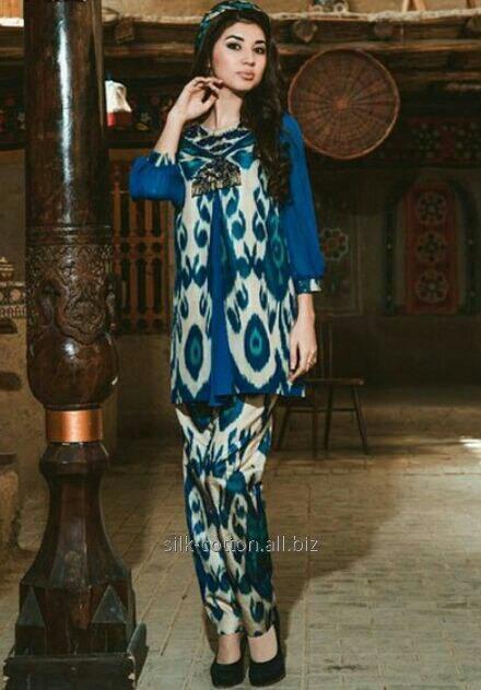 df8b3833e21 Adras - IKAT from silk of 100% Organik buy in Margilan