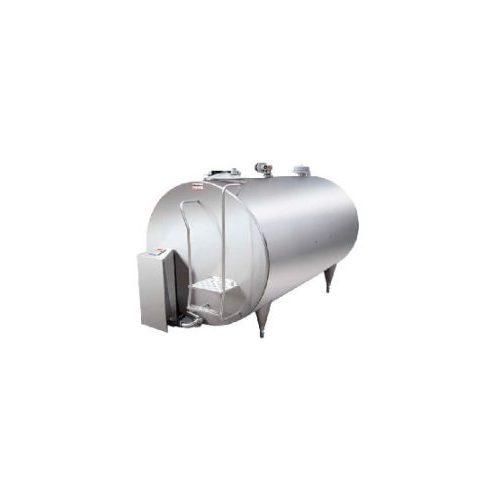 Охладитель молока горизонтального типа