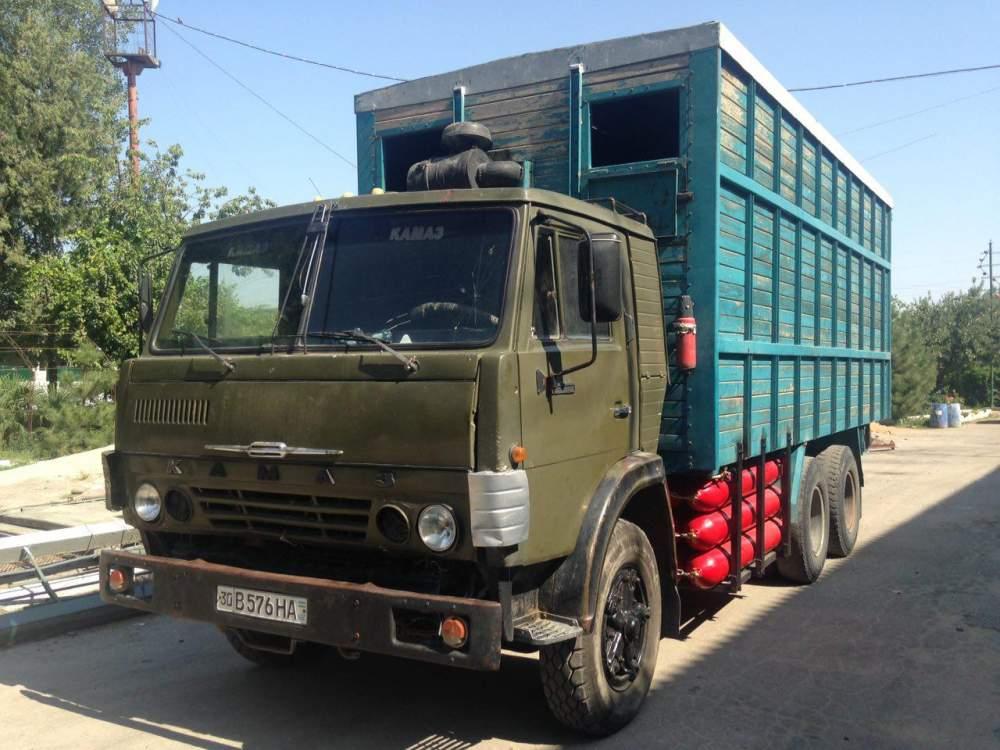 Газовое оборудование в Узбекистане