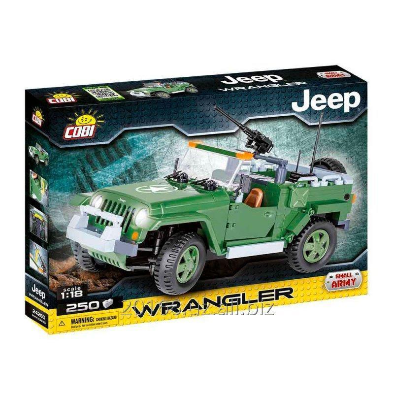 Купить Конструктор COBI 24260 Джип Wrangler