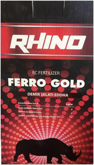 Rhino FERRO Gold