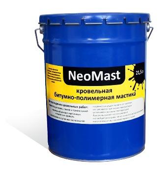 Купить Кровельная мастика NeoMast