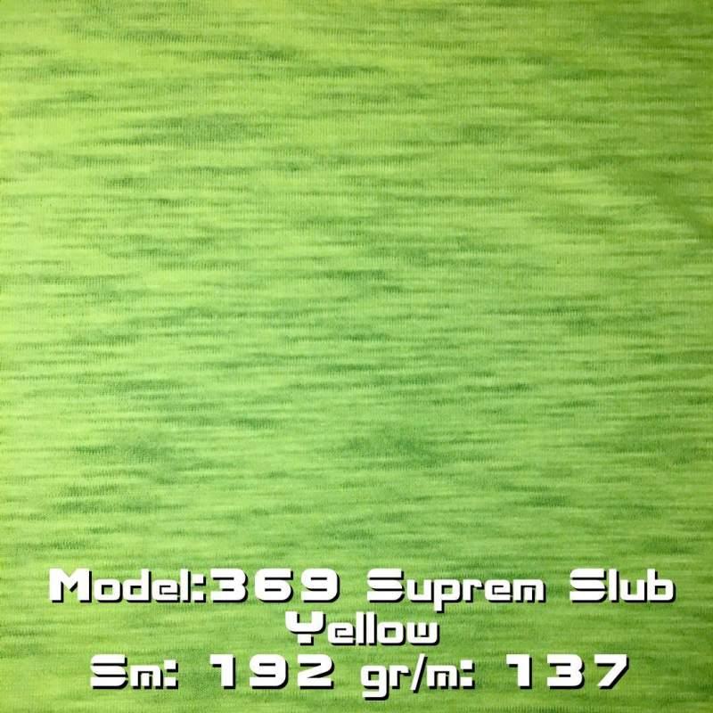 Купить Model: 369 Suprem Slub Yellow