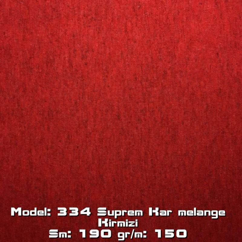 Buy Model: 334 Suprem Kar melange Kirmizi