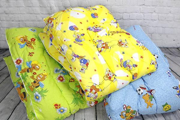Ватное одеяло детское 120x145