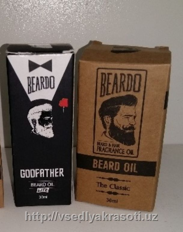 Масло для бороды Beardo oil