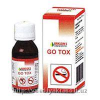 Средство от курения Go tox