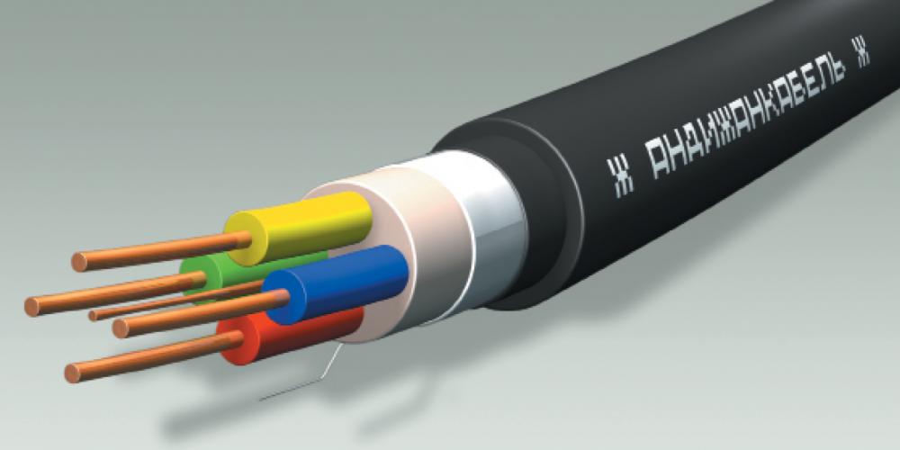 Купить Кабель – связи – высокочастотный – одночетверочный с полиэтиленовой изоляцией